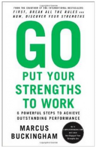 boek - Go Put Your Strengths to Work