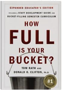 boek - How full is your bucket