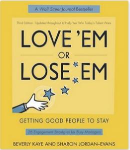 boek - Love em or Lose em
