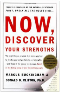 boek - Now Discover your strengths