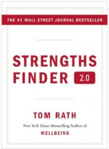 boek - Strenghtsfinder 2.0