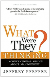 boek - What Where They Thinking