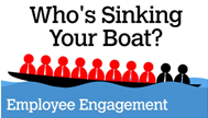 logo - Who's sinking your boat